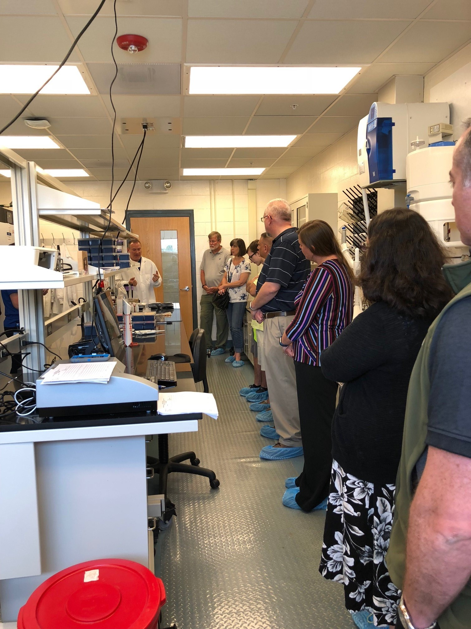Lasher Lab Tour